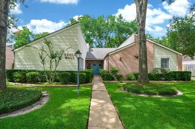 Jersey Village Single Family Home For Sale: 16406 Wall Street