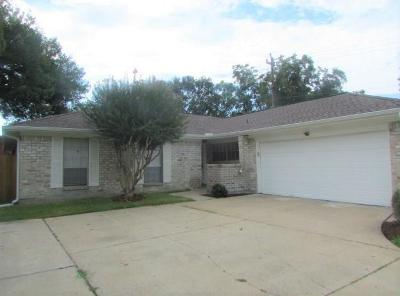 Missouri City Single Family Home For Sale: 3203 Point Clear Dr Drive