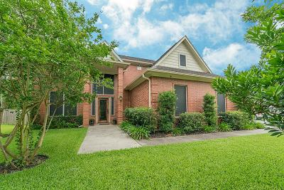 Baytown Single Family Home For Sale: 2223 Magnolia Bend