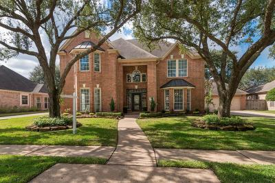 Houston Single Family Home For Sale: 3903 Canyon Bluff Court