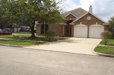 Katy Single Family Home For Sale: 20435 Misty Cove Drive