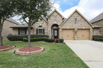 Pearland Single Family Home For Sale: 12409 Clover Creek Lane