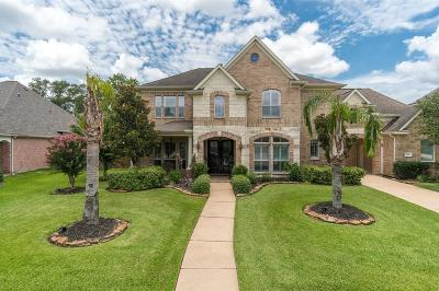 Friendswood Single Family Home For Sale: 3413 Queensburg Lane