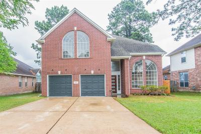 Humble Single Family Home For Sale: 8131 Sports Haven Drive