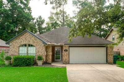 Conroe Single Family Home For Sale: 6004 Hunnington Drive