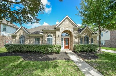 Tomball Single Family Home For Sale: 12802 Stanbury Park Lane