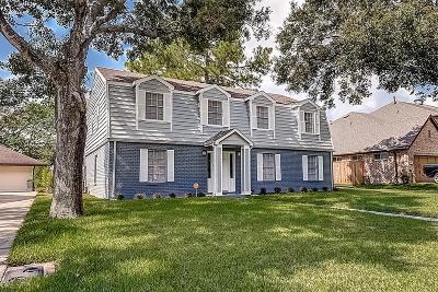 Houston Single Family Home For Sale: 1423 Scenic Ridge Drive
