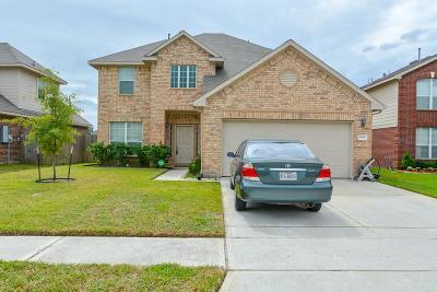 Houston Single Family Home For Sale: 1418 Lochstone