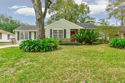 Timbergrove Manor Single Family Home For Sale: 1126 Woodhill Road