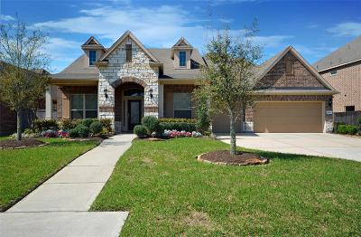 Humble Single Family Home For Sale: 8214 Caroline Ridge Drive