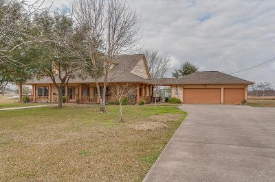 Pearland Single Family Home For Sale: 1835 County Road 59