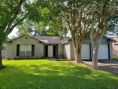 League City Single Family Home For Sale: 2801 Knoxville Drive