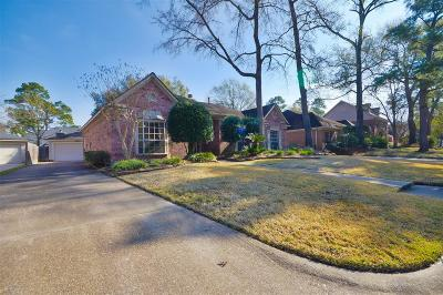 Kingwood Single Family Home For Sale: 3126 Emerald Grove Drive