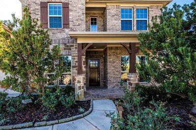 Conroe Single Family Home For Sale: 2614 Tacoma Springs Drive
