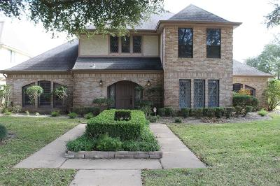 Sugar Land Single Family Home For Sale: 1035 Sugar Lakes Drive