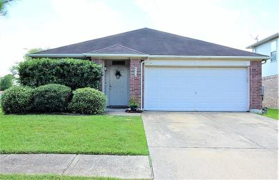 Pearland Single Family Home For Sale: 3212 Adams Street