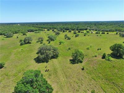 Farm & Ranch For Sale: 0000 Fm 3283 Sublime Area