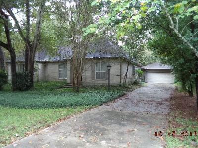 Spring Single Family Home For Sale: 31 Rush Haven Drive