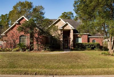 Crosby TX Single Family Home For Sale: $340,000