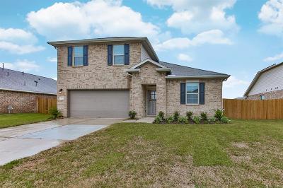 Rosenberg Single Family Home For Sale: 1014 Fuchsia Drive