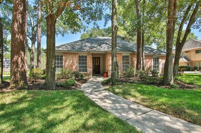 Cypress Single Family Home For Sale: 13706 Quail Forest Drive