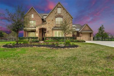 Conroe Single Family Home For Sale: 2701 Silverstone Way