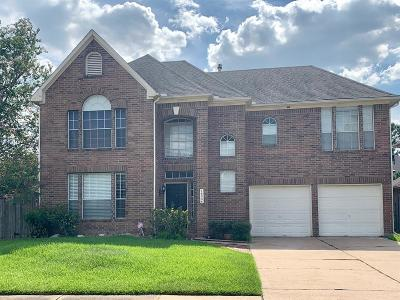 Sugar Land Single Family Home For Sale: 16334 Concord Falls Lane