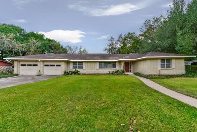 Rosenberg Single Family Home For Sale: 1029 Frances Drive