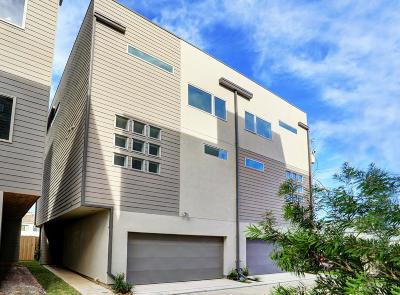 Houston Condo/Townhouse For Sale: 2342 Commerce