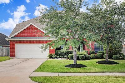 League City TX Single Family Home For Sale: $354,000