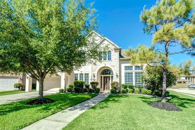 Pearland Single Family Home For Sale: 13401 Great Creek Drive