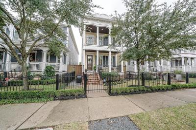 Houston Single Family Home For Sale: 538 W 23rd Street