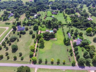 Fulshear Single Family Home For Sale: 6712 Country Lane