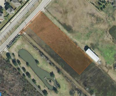 Pearland Residential Lots & Land For Sale: 4009 Dixie Farm Road