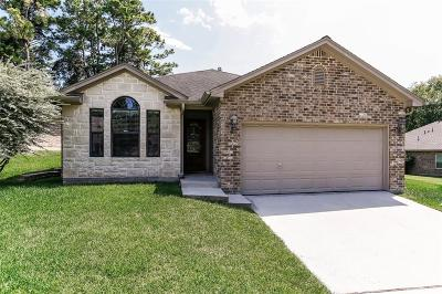 Willis Single Family Home For Sale: 4809 Moonlight Drive