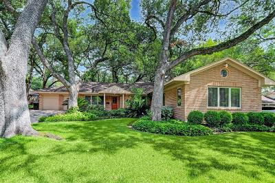 Houston Single Family Home For Sale: 10906 Britoak Lane