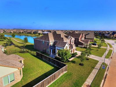 Katy Single Family Home For Sale: 26914 Wooded Canyon Drive