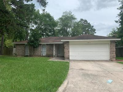 Spring Single Family Home For Sale: 4214 Clarkgate Drive