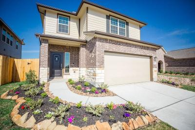 New Caney Single Family Home For Sale: 23748 Via Maria Drive