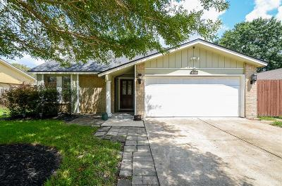 Houston Single Family Home For Sale: 10614 Heather Hill Drive