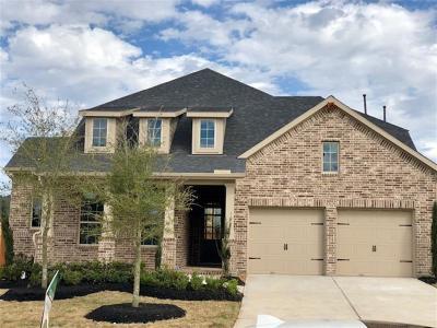 Fulshear Single Family Home For Sale: 3526 Auburn Creek Circle