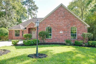 Montgomery Single Family Home For Sale: 159 Wick Willow Road