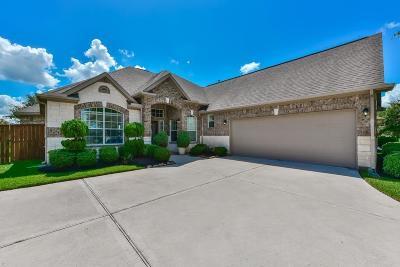 Cypress Single Family Home For Sale: 27314 Saxon Meadow Lane