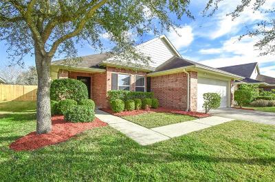 Dickinson Single Family Home For Sale: 3012 Stonecross Lane