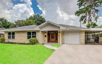 Houston Single Family Home For Sale: 3903 Gardendale Drive