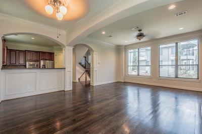Houston Single Family Home For Sale: 522 Allston Street #B