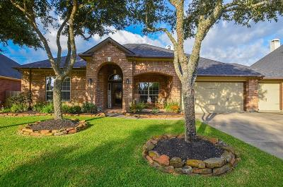 Katy Single Family Home For Sale: 2518 Monarch Terrace Drive