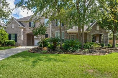 The Woodlands Single Family Home For Sale: 131 S Bantam Woods Circle