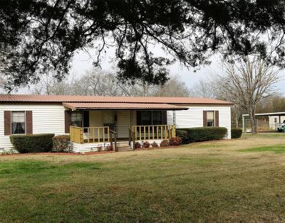 Madisonville Single Family Home Pending: 1525 E Morris Street