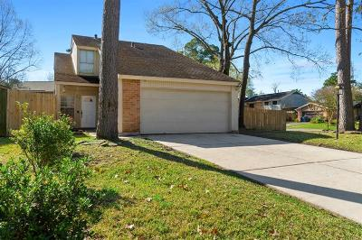 Humble Single Family Home For Sale: 8602 Pine Shores Drive